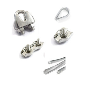 marine hardware wire rope and accessories