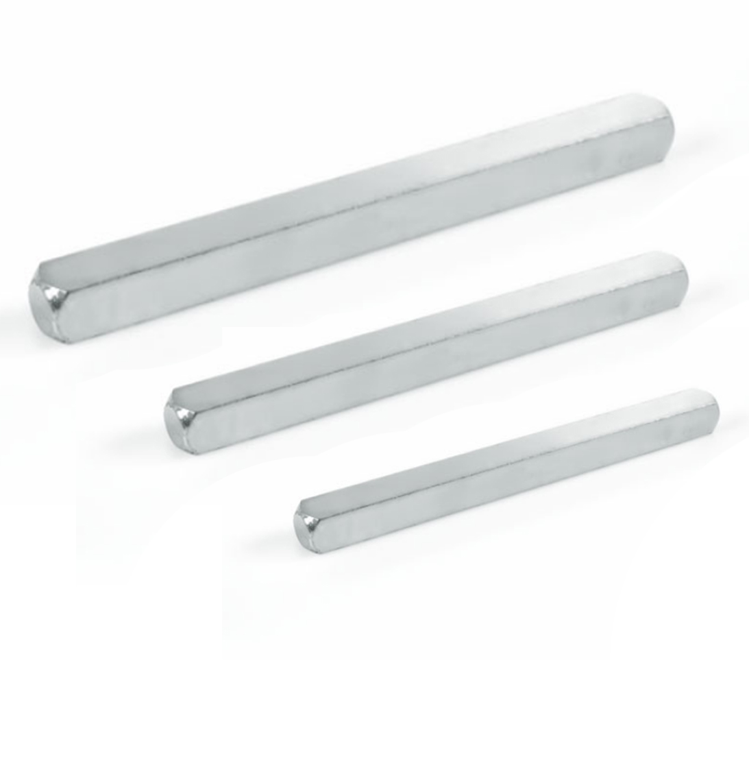 8mm plain bar spindles