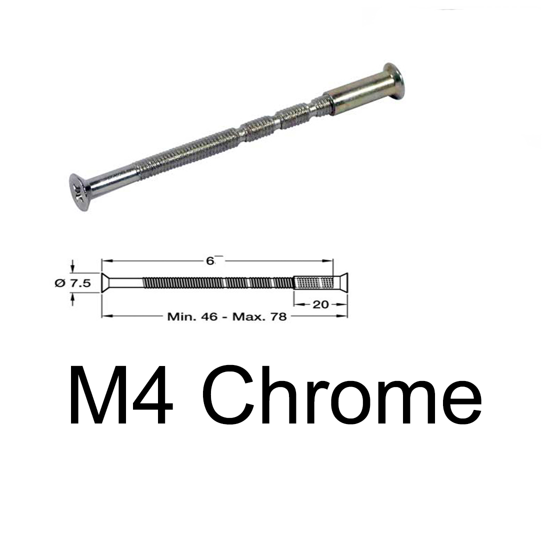 M4 Connecting Screw